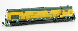 Bowser HO C628 CNW C628  Old Yellow Yellow Cab #6709 with Sound, DUE 1/1/2018, LIST PRICE $299.95