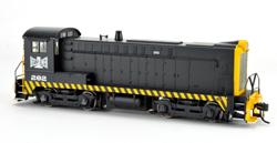 Bowser SO HO DS 4-4-1000 B&LE Black w/Yellow Ends #282, LIST PRICE $189.95