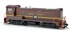 Bowser HO DS 4-4-1000 Lehigh Valley Tuscan #140, LIST PRICE $189.95
