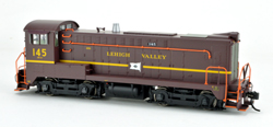 Bowser SO HO DS 4-4-1000 Lehigh Valley Tuscan #145, LIST PRICE $189.95