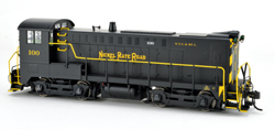 Bowser HO DS 4-4-1000 Nickel Plate Road Black/ Yellow #100, LIST PRICE $189.95