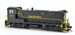 Bowser HO DS 4-4-1000 Nickel Plate Road Black/ Yellow #101, LIST PRICE $189.95