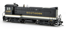 Bowser SO HO DS 4-4-1000 Southern RW Black Tuxedo #2287, LIST PRICE $189.95