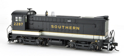 Bowser SO HO DS 4-4-1000 Southern RW Black Tuxedo #2289, LIST PRICE $189.95