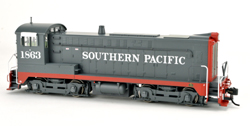 Bowser HO DS 4-4-1000 Southern Pacific Bloody Nose Scheme #1863, LIST PRICE $189.95