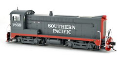 Bowser HO DS 4-4-1000 Southern Pacific Bloody Nose Scheme #1869, LIST PRICE $189.95