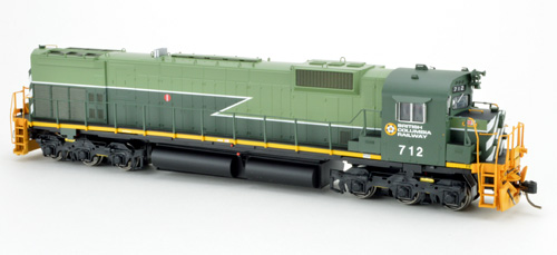 Bowser HO MLW M630 BCR #712 2tn grn w/LS/ NS/ RNDL NS, DUE 8/30/2018, LIST PRICE $209.95