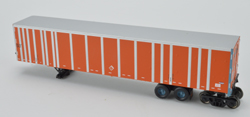 Bowser HO Roadrailer Schneider #142282, LIST PRICE $25.95