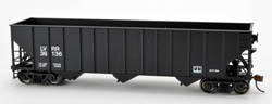 Bowser SO HO 100 Ton 3 Bay Hopper Lycoming Valley #36220, LIST PRICE $25.95