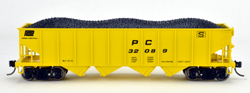 Bowser HO H21a Hpr Penn Central MOW #32082, LIST PRICE $25.95