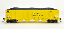 Bowser SO HO H21a Hpr Penn Central MOW #32094, LIST PRICE $25.95
