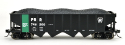Bowser HO H21a Hpr Penn Central Ore Service #746500, LIST PRICE $25.95