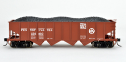 Bowser HO H21a Hpr Pennsylvania CK Coal Goes to War #256483, LIST PRICE $25.95