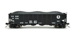 Bowser SO HO H21a Clamshell Hpr Union RR #15006, LIST PRICE $25.95