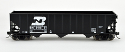 Bowser HO 100 T Hopper BN New Image #541539, LIST PRICE $25.95