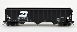 Bowser HO 100 T Hopper BN New Image #541551, LIST PRICE $25.95