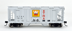 Bowser SO HO 70T 2 bay Cvrd Hpr XTRA Westrn Pcstrs #78176, LIST PRICE $25.95