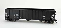 Bowser HO 100 Ton Hopper B&LE #50907, DUE 12/30/2019, LIST PRICE $28.95