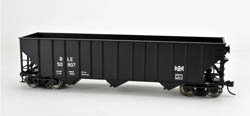 Bowser HO 100 Ton Hopper B&LE #50922, DUE 12/30/2019, LIST PRICE $28.95
