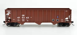 Bowser HO 100 Ton Hopper Conrail #477102, DUE 12/30/2019, LIST PRICE $28.95