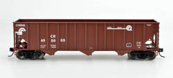 Bowser HO 100 Ton Hopper Conrail Quality #495097, DUE 12/30/2019, LIST PRICE $28.95