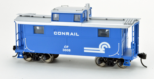 Bowser HO N5 Caboose Conrail MOW 30008, DUE 4/30/2020, LIST PRICE $29.95