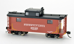 Bowser HO N5 Caboose PRR Early Lettering 477324, DUE 4/30/2020, LIST PRICE $29.95
