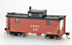 Bowser HO N5 Caboose PRSL 233, DUE 4/30/2020, LIST PRICE $29.95