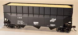Bowser SO HO 70T Offset Wood Chip C&NW #68159, LIST PRICE $17.95