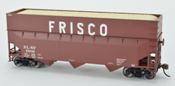 Bowser SO HO 70T Offset Wood Chip Smooth Ext SLSF #5902, LIST PRICE $17.95