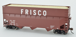 Bowser SO HO 70T Offset Wood Chip Smooth Ext SLSF #5934, LIST PRICE $17.95