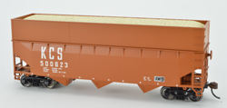 Bowser SO HO 70T Offset Wood Chip Smooth Ext KCS #502815, LIST PRICE $17.95