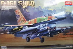 """Academy Models 1/32 F-161Fighter """"Sufa"""",Israel, LIST PRICE $175"""