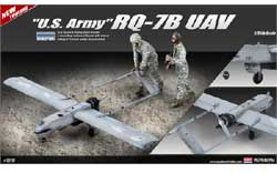 Academy Models 1/35 RQ-7B UAV US Army Predator, LIST PRICE $23