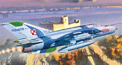 Academy Models 1/48 MiG-21MF 'Polish Air Force, LIST PRICE $41.5