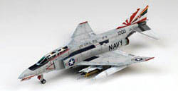 "Academy Models 1/48 F-4B ""VF-111 Sundowners"", LIST PRICE $69"