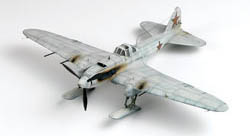Academy Models 1/48 IL-2 Stormovik Single Seat w/Skis, LIST PRICE $43