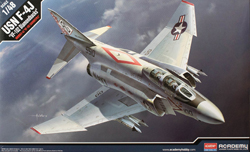 Academy Models 1:48 F4J DIAMONDBACKS, LIST PRICE $69