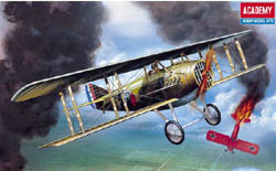 Academy Models 1/72 Spad XIII, LIST PRICE $5.5