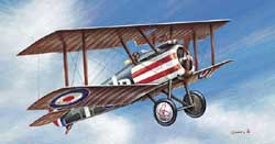 Academy Models 1/72 Sopwith Camel, LIST PRICE $5.5