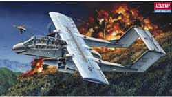 Academy Models 1/72 OV-10A Bronco, LIST PRICE $14