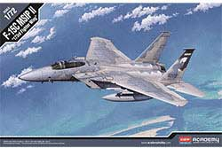 "Academy Models 1/72 F-15C ""173FW"", LIST PRICE $30"