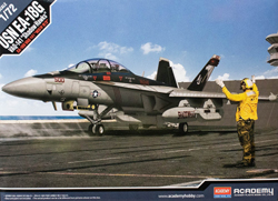 Academy Models 1:72 EA-18G VAQ-141 SHADO, LIST PRICE $38