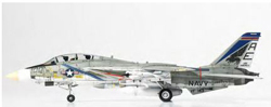 Academy Models 1:72 USN F-14A VF-143 PUK , DUE 11/30/2019, LIST PRICE $39.99
