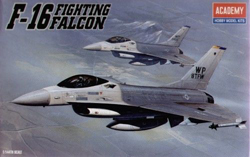 Academy Models 1/144 F-16 FIGHTING FALCO, LIST PRICE $6.75