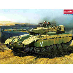 Academy Models MERKAVA Motorized 1:48        , LIST PRICE $27