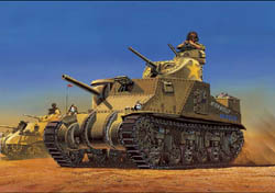 Academy Models M3 LEE BOLTED HULL 1:35       , LIST PRICE $49