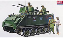 Academy Models 1/35 M113A1 APC Vietnam Version, LIST PRICE $39