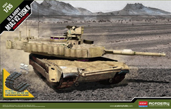 Academy Models M1A2 V2 Tusk II Army 1:35, LIST PRICE $69