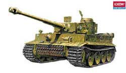 Academy Models TIGER I TANK Early 1:35       , LIST PRICE $41